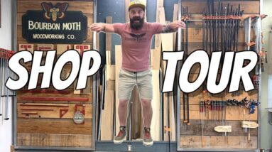 Shop Tour | Ultimate Wood Shop