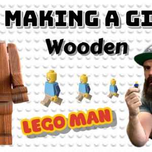 Making a Giant LEGO Man | Ultimate Lego Build